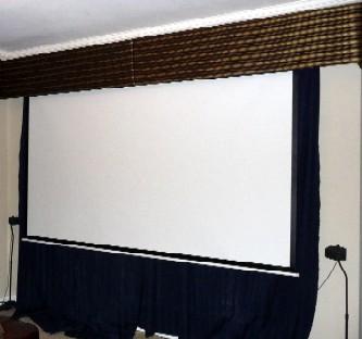 Et 39 s home repair for Hideaway retractable screens